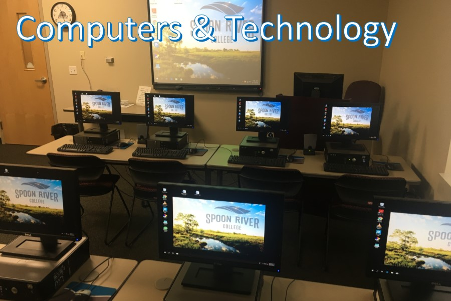 Computers & Technology - Courses - Spoon River College Community Outreach